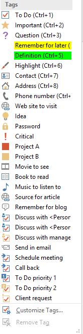 OneNote for Project Management